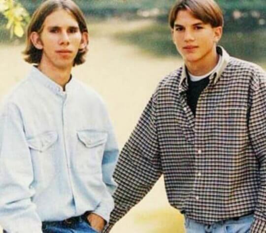 兄弟年輕時