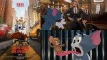 [快閃贈票] 小時候最愛看的卡通!《湯姆貓與傑利鼠》「超殺女」克蘿伊摩蕾茲聯手「老周」展開最逗趣的貓鼠大戰