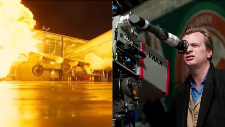 衝動是魔鬼?諾蘭為新片《天能》衝動買下一架波音 747 客機,然後把它給炸了!