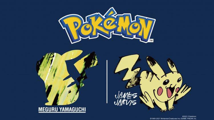 【影劇生活】寶可夢盛大回歸!全新 Pokémon Meets Artist UT 系列 8/27 起潮酷上市首圖