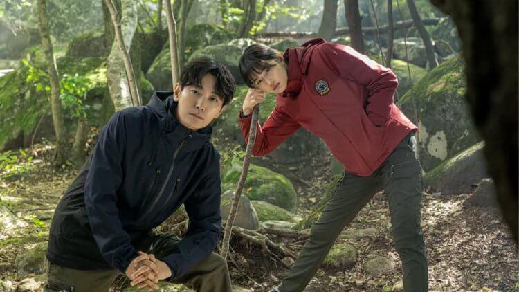全智賢、朱智勳《智異山》最新劇照公開!《屍戰朝鮮》編劇:「想打造一部關於救人的作品」首圖