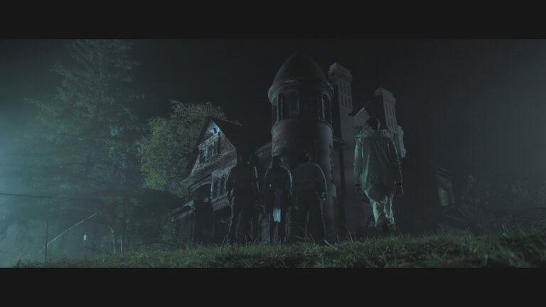 《在黑暗中說的鬼故事》劇照