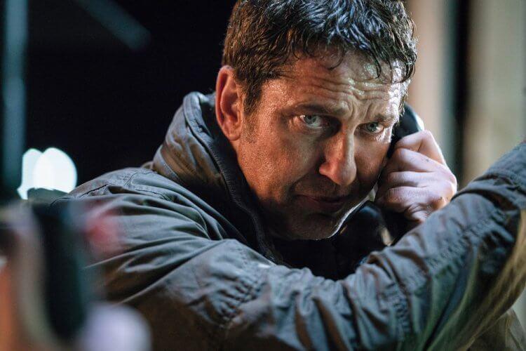 HBO 7 月播出《全面攻佔 3:天使救援》電影劇照。