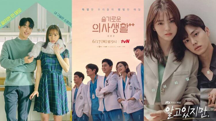 六月份韓國網友追什麼劇?《我的上流世界》、《上流戰爭3》榜上有名,「這部戲」播2集榮登話題排行第一!首圖
