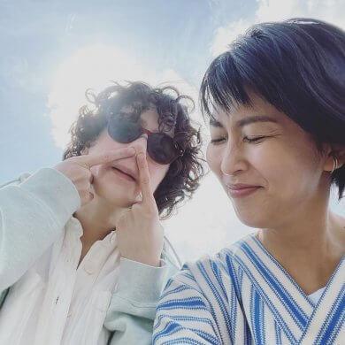 共演日劇《大豆田永久子與三個前夫》的市川實日子與松隆子