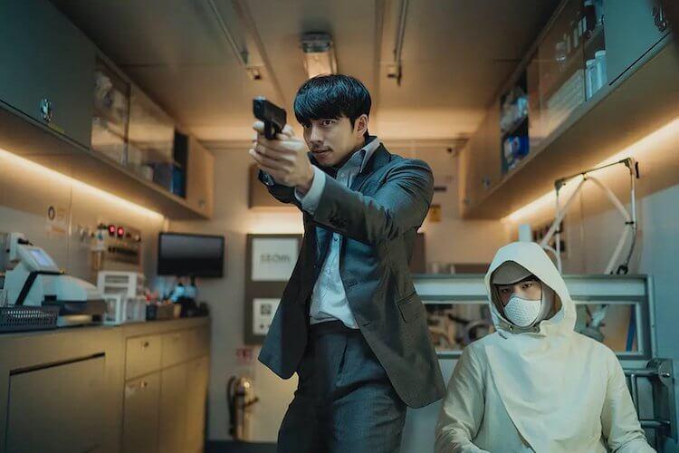 《永生戰》孔劉與朴寶劍。