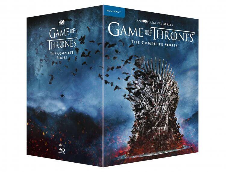 《冰與火之歌:權力遊戲》全套豪華藍光典藏版之外,完整收錄整季的《冰與火之歌:權力遊戲》全套典藏版藍光版也同步推出。