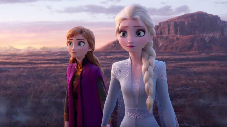 能力到底從何而來?艾莎將要拯救世界?《冰雪奇緣2》最新預告釋出!