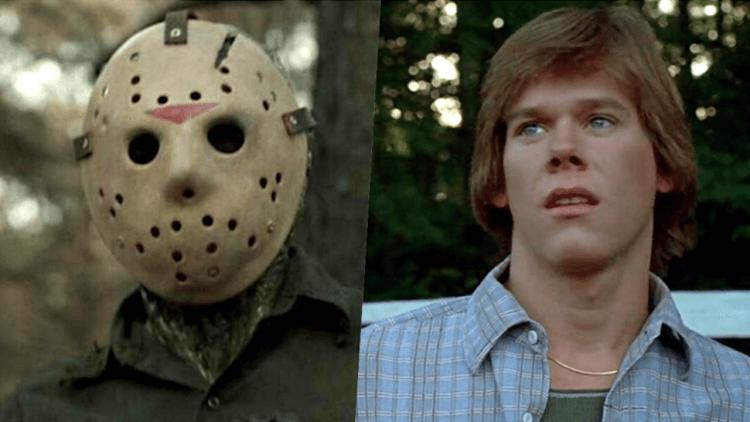 在《13 號星期五》裡被弓箭穿脖之後,凱文貝肯如何學習愛上恐怖電影首圖