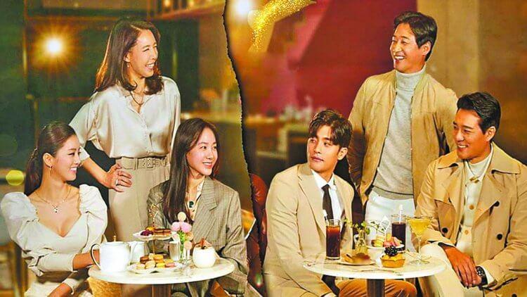 韓劇《婚詞離曲》。