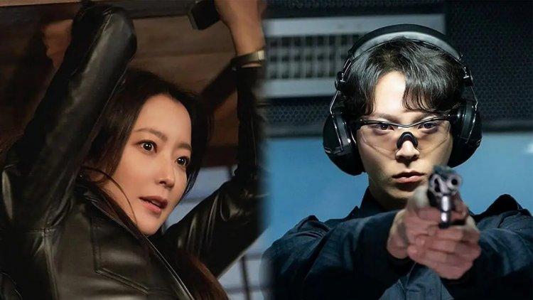 韓國正夯時空燒腦劇!科幻驚悚韓劇《Alice》周元、金喜善首次搭配,開播直衝高收視首圖