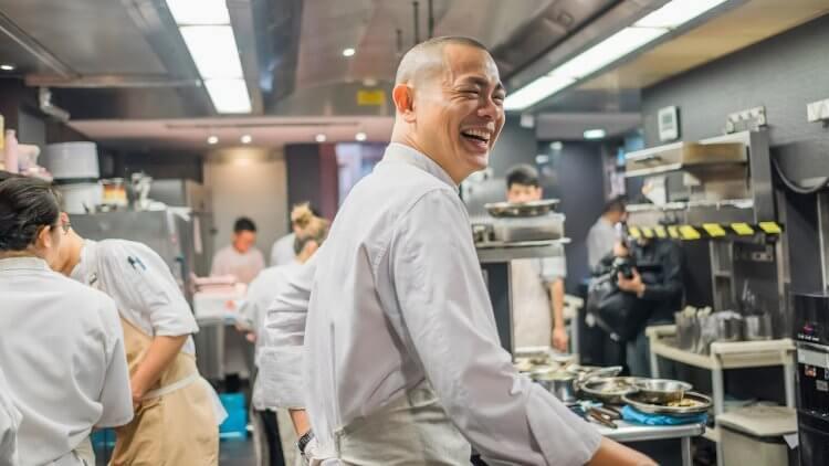 《初心》江振誠30年廚師生涯紀錄片:歸零在旁人眼中是一種任性還是一種勇氣?首圖