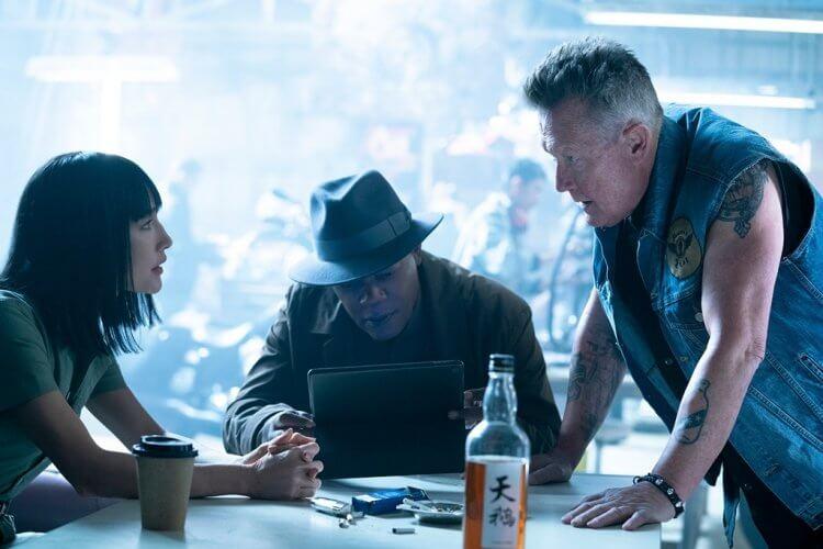 《刺客密令》9 月在台灣上映。