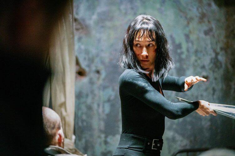 《刺客密令》Maggie Q。