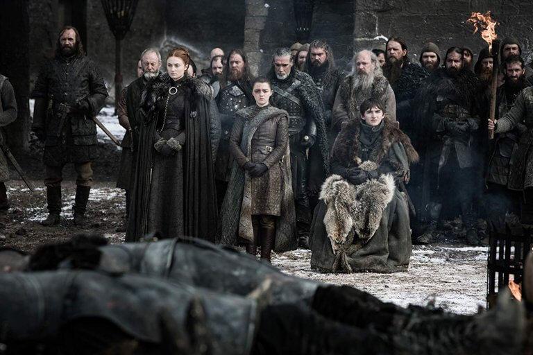 冰與火之歌第八季第四集劇照
