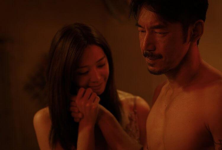 海上禁忌改編台灣電影《海霧》王心恬與李李仁。