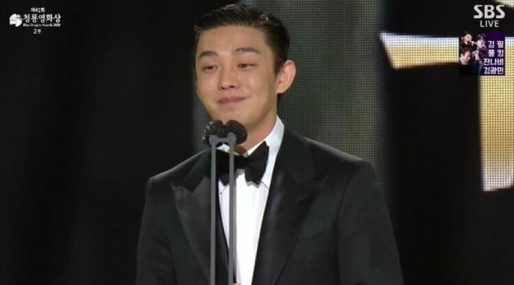 劉亞仁感謝《收屍人》導演幫助他找回演戲的初衷