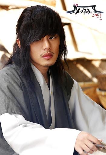 劉亞仁飾演《成均館緋聞》中「桀驁」一角