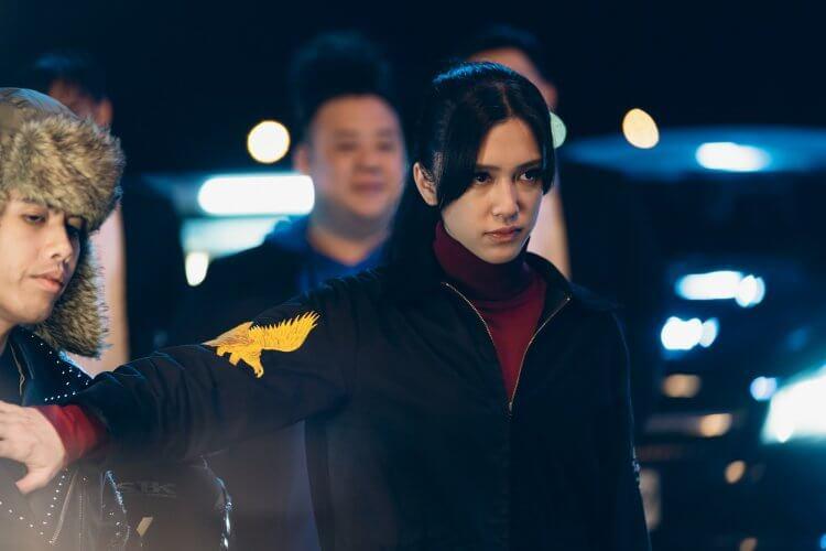 12/6 起上線播出的 Netflix 華語影集《極道千金》(Triad Princess) 女主角倪安琪由劉奕兒飾演。