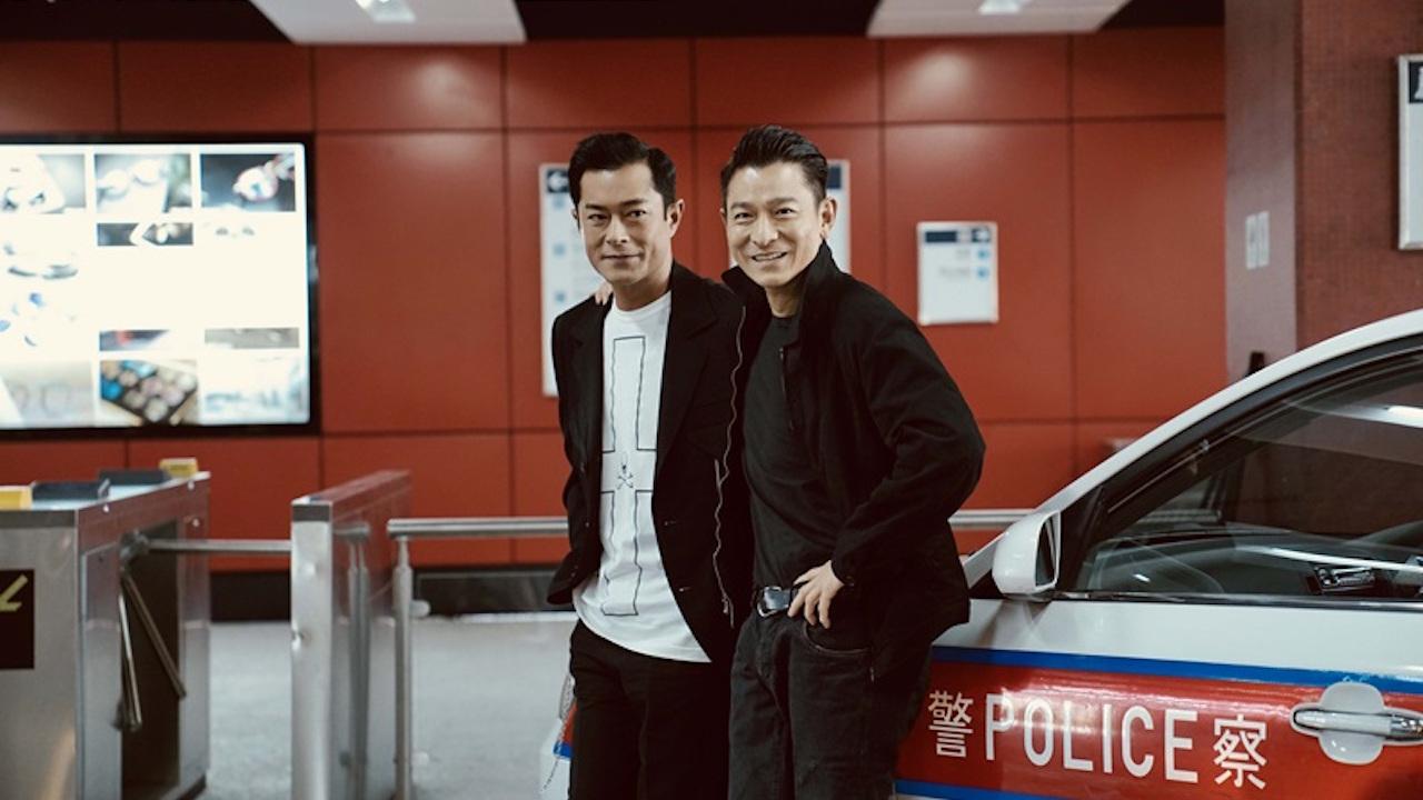 《掃毒2》菁英集結!劉德華古天樂兩大影帝共同耍壞化身大毒梟首圖