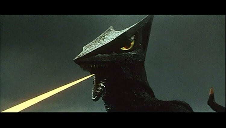 《大怪獸空中戰 卡美拉對加歐斯》劇照。