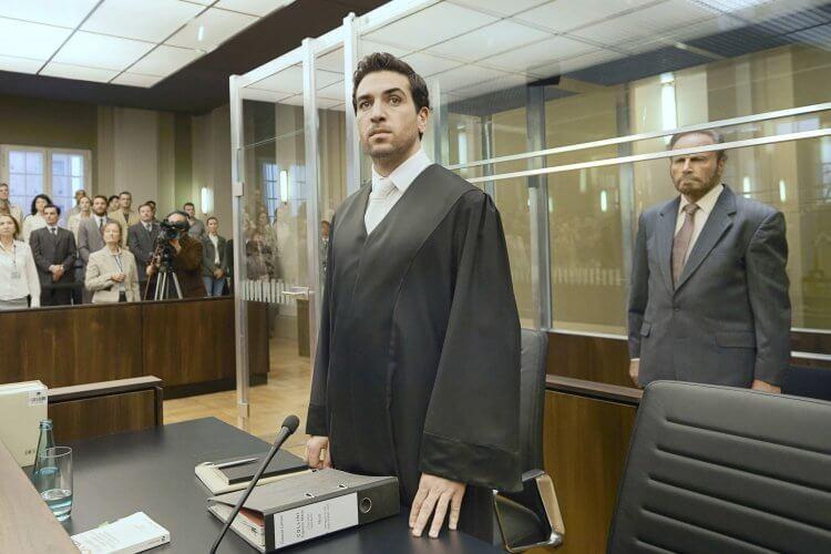 小說《誰無罪》改編,德國電影《罪人的控訴》劇照。