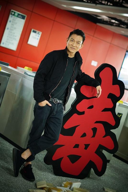 動作強片《 掃毒2 》是天王 劉德華 傷癒後首部回歸作品。