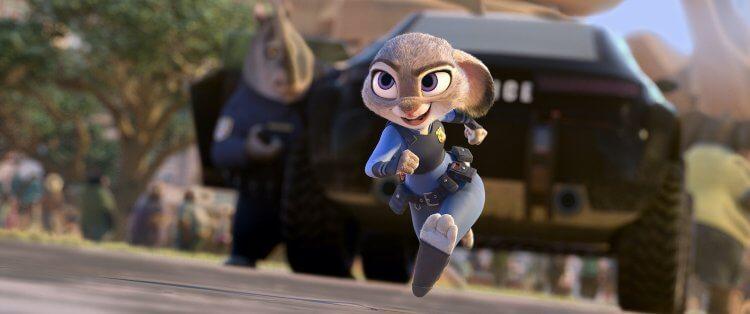 2016 年迪士尼出品的動畫電影《動物方城市》全球票房突破十億,且評價也不俗,並獲得 2017 年奧斯卡最佳動畫的獎項。