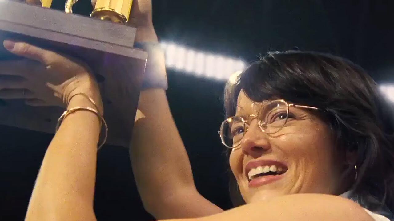 【影評】《勝負反手拍》世紀大對決的不只是球技,還有性別平等