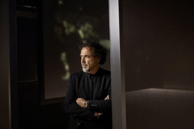 勞力士代言人阿利安卓崗札雷伊納利圖(Alejandro G. Iñárritu)©Rolex Mark Seliger