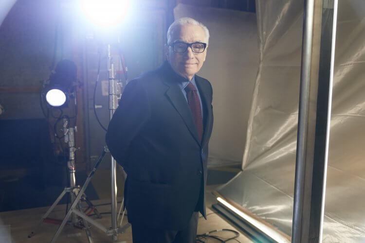 馬丁史柯西斯 (Martin Scorsese) ©Rolex Mark Seliger