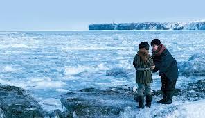 電影 《 北之櫻守 :媽媽的守護者》 1945 年的日本 樺太地區 冰天雪地 下的 母子情深