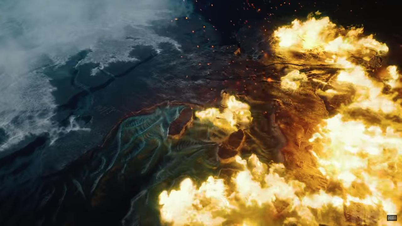《冰與火之歌:權力遊戲》第八季預告解讀!最終季播出前的細節解析首圖