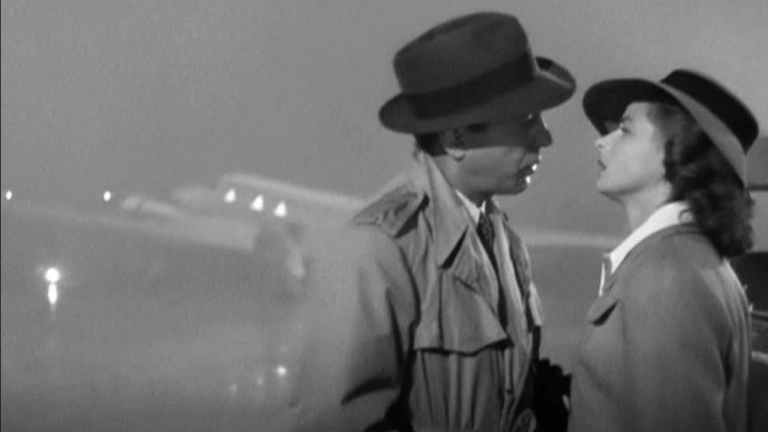 【影評】《北非諜影》: 成功的政策宣傳電影,與歷久彌新的愛情神話