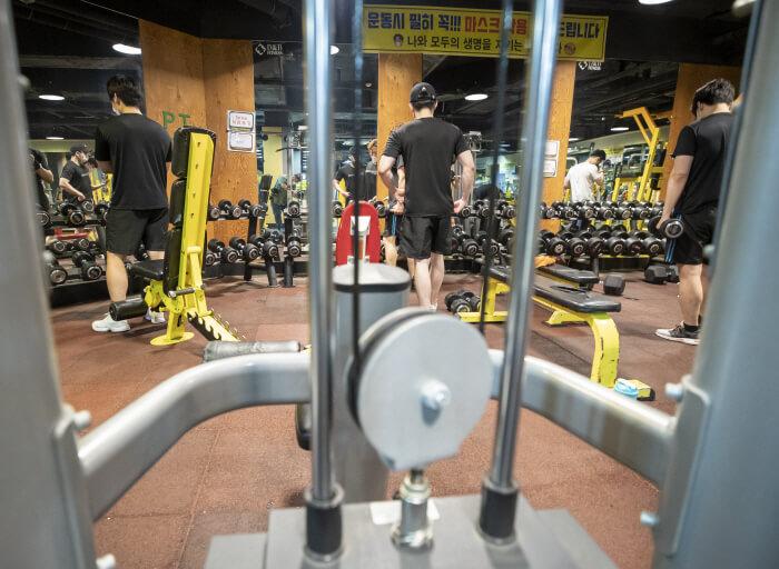 南韓健身房業者