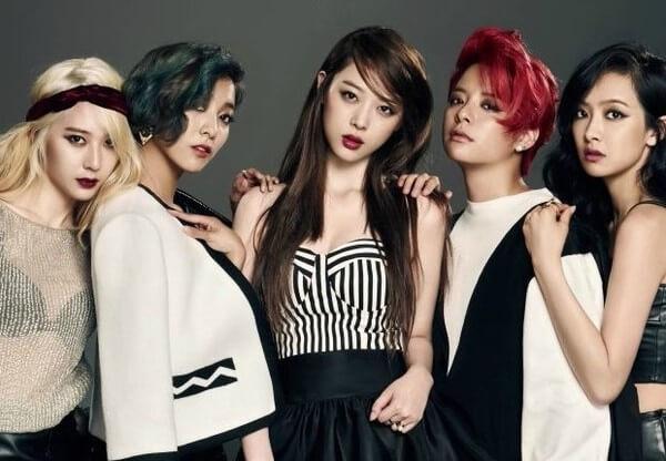 南韓女子團體f(x)
