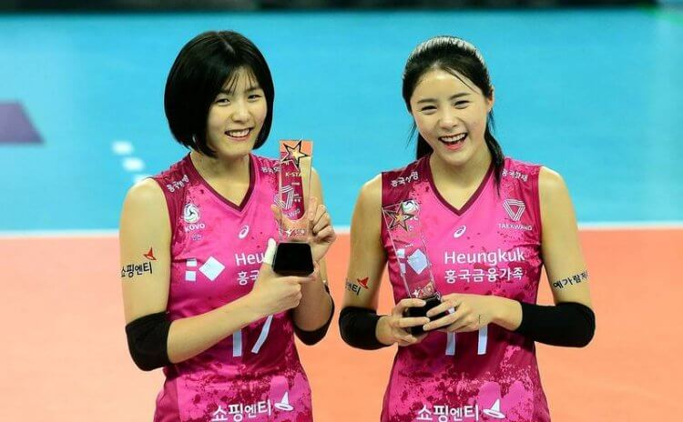 南韓女排選手李多英、李在英因校園霸凌事件遭取消國手資格