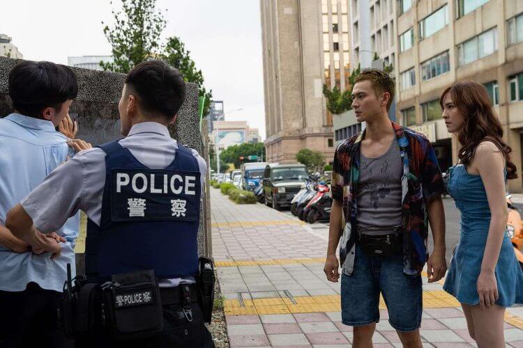 台劇影集《第三布局 塵沙惑》劉冠廷、魏蔓劇照 (1)