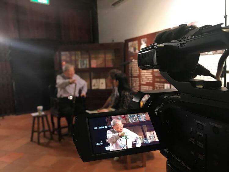 台灣電影教父李行的紀錄片《行影.不離》金馬影展世界首映