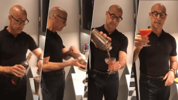 【人物特寫】史丹利圖奇:一杯尼格羅尼、一則調酒影片,請稱呼他是「全世界最性感的廚房酒保」首圖