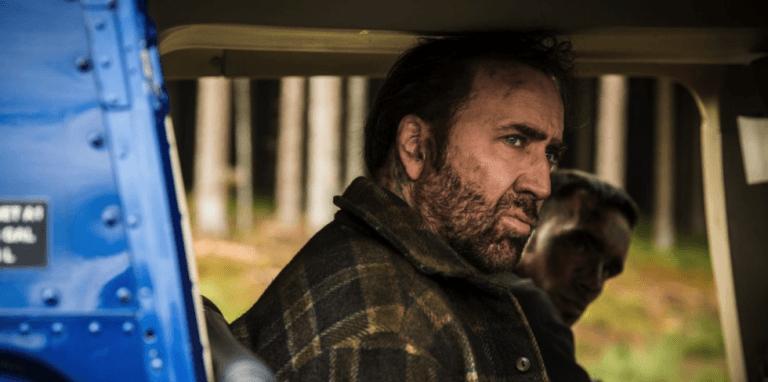 尼可拉斯凱吉 2018 年主演的《曼蒂》即為實體影音周邊與院線同時推出。