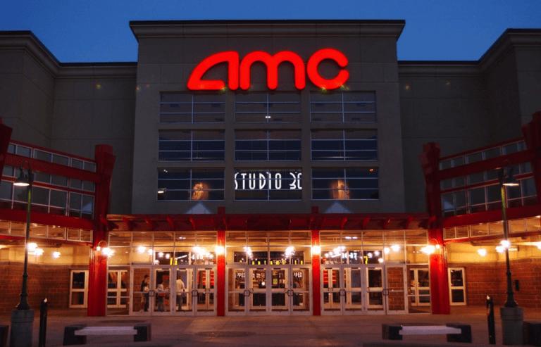 全球規模最大,美國市佔率第一的連鎖電影院:AMC。