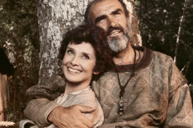 《羅賓漢與瑪莉安》劇照。
