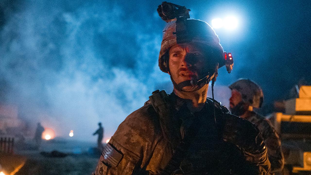 史考特伊斯威特領銜主演真人實事改編戰爭電影《72 小時前哨救援》。
