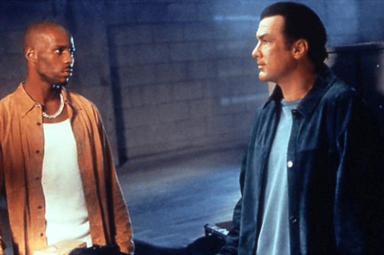 2001 年由曾演出《致命羅密歐》等電影的饒舌歌手 DMX 以及史蒂芬席格搭檔演出動作片《以毒攻毒》。