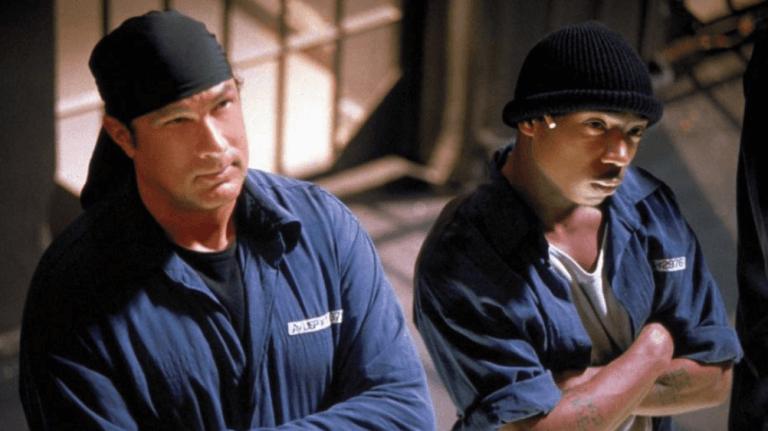 2002 年的《黑獄風雲》之後,好萊塢的大銀幕上就不太有機會見到這位動作大師史蒂芬席格的身影了......