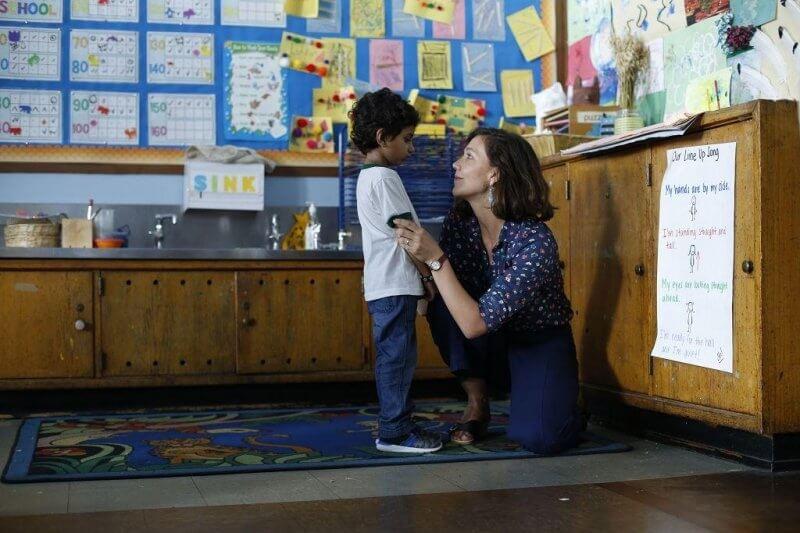 瑪姬葛倫霍主演,改編自同名以色列劇情片的《吾愛吾詩》。
