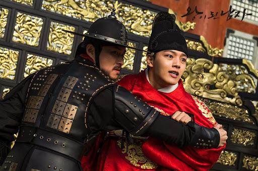 呂珍九《成為王的男人》劇照
