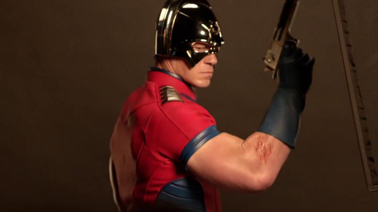 約翰希南飾演 DC 電影《自殺突擊隊:集結》中的「和平使者」並將接續主演其個人影集。