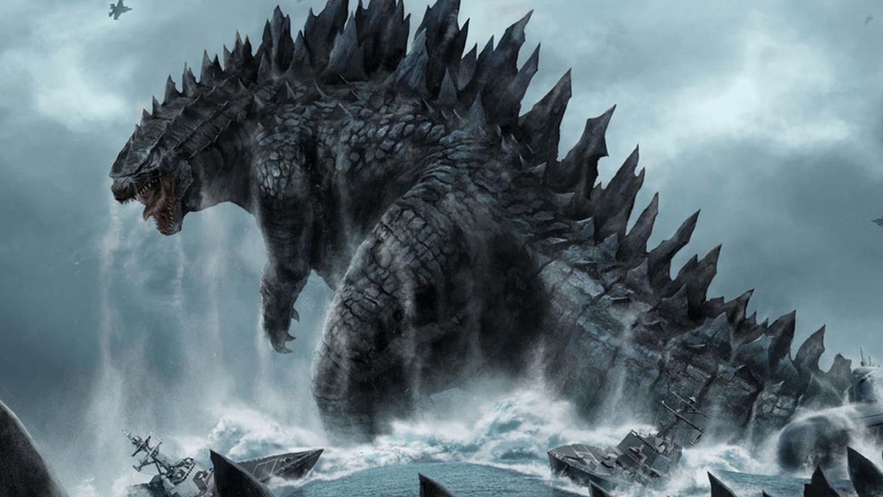 哥_怪獸宇宙強力來襲!史上最強巨獸哥吉拉霸氣重返–電影神搜